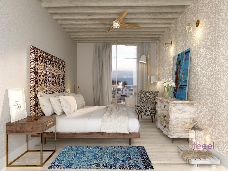 El estudio de visualización Feeel 3d se encargó de las infografías de un nuevo hotel en Tarifa.