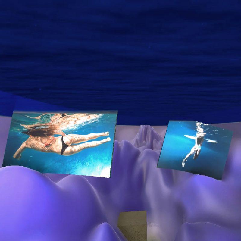 Recorrido Virtual Artístico. Equipo multidisciplinar. Contenido 3d realizado por Feeel.