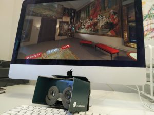 En el Polo de Contenidos Digitales tuvo lugar un Simposio Internacional sobre la Digitalización en el Arte en el cual mostramos un proyecto relacionado con el evento las empresas Feeel, Mecenas 2.0, 3in-tech y Krill Audio.